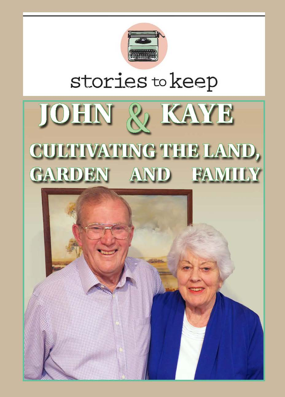 John and Kaye WATSON COVER FRONT